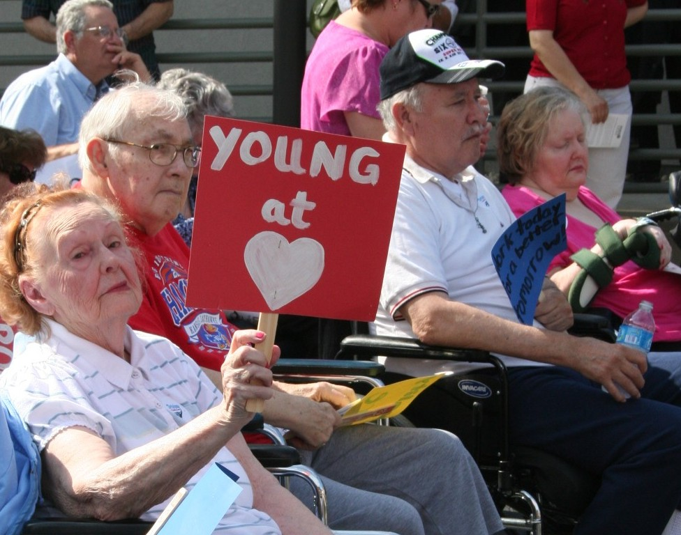 Driving for Quality Care – Young at Heart