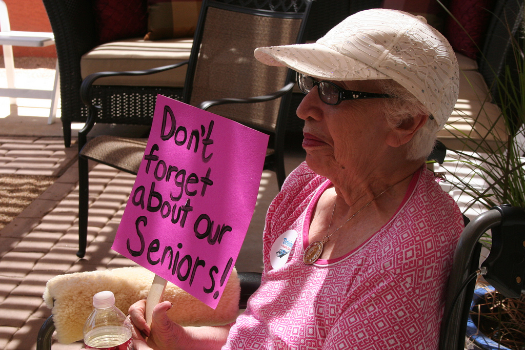 DQC – Dont forget about our seniors